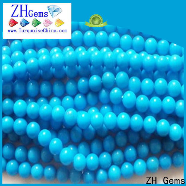 beautiful castle dome turquoise beads reliable supplier for bracelet