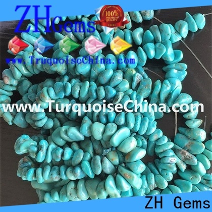 best turquoise chips wholesale professional supplier for jewelry making