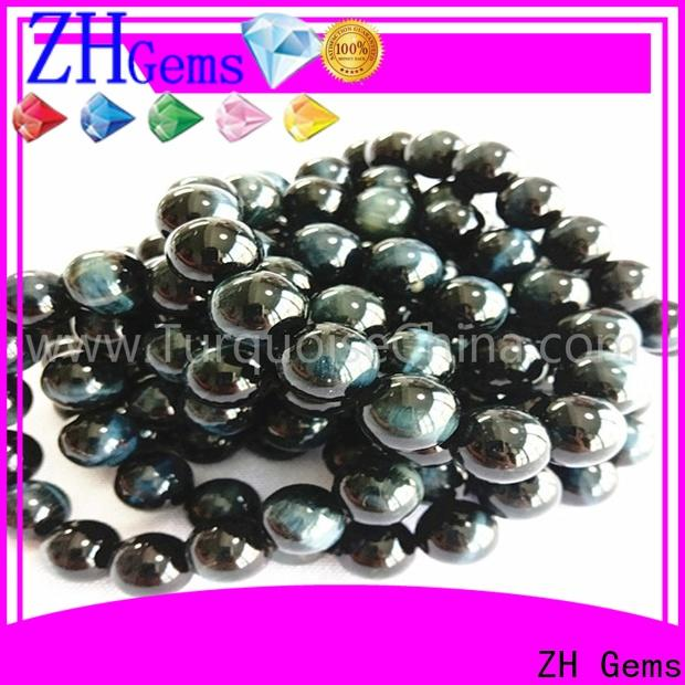 ZH Gems good quality real gemstone bracelet supplier for jewelry industry