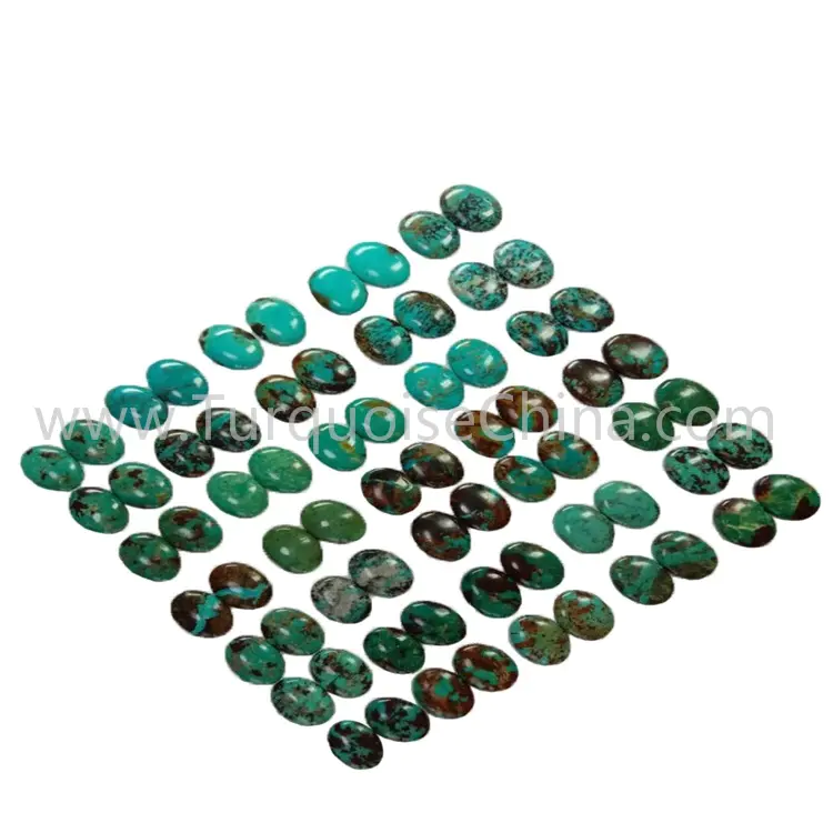 Are there services after turquoise cabochon installation?