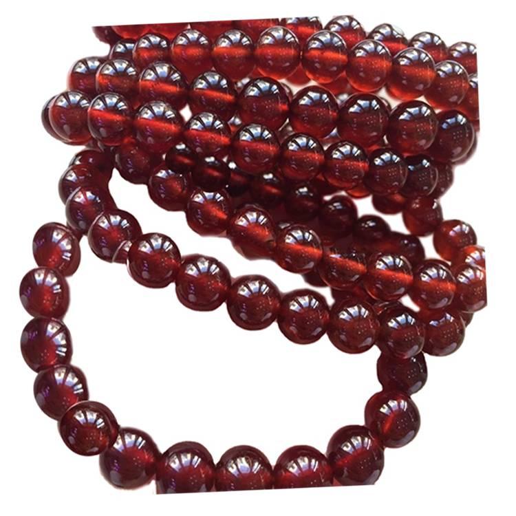 Natural Orange Garnet polish rough gemstone for jewelry making