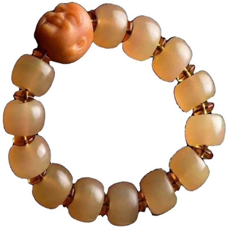 Amber bracelet/Gift/Unisex jewellery