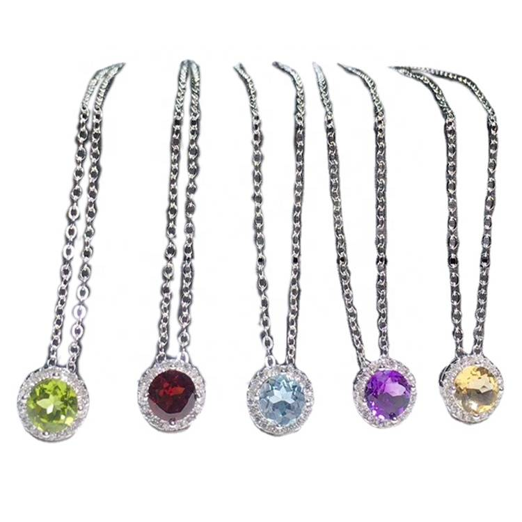 Deluxe 45ctw pear cut Tourmaline 925 Sterling Silver handmade Pendant