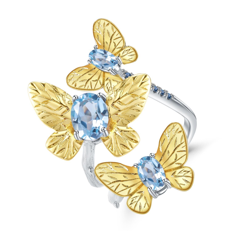 Silver Pendant Jewelry Silversilver  925 Silver Love Gemstone Pendant Multicolor Optional