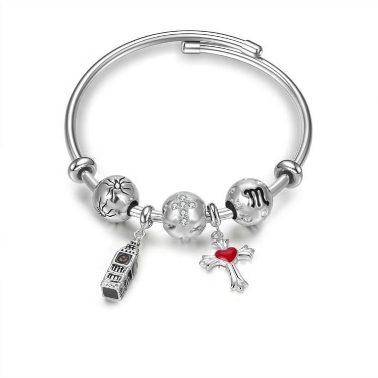925  silver Hawaiian style bangle