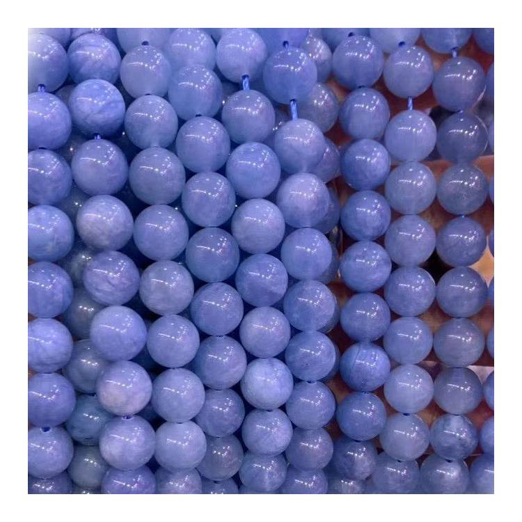 Natural Sapphire Loose Beads High Grade Round Shape 6mm 8mm 10mm
