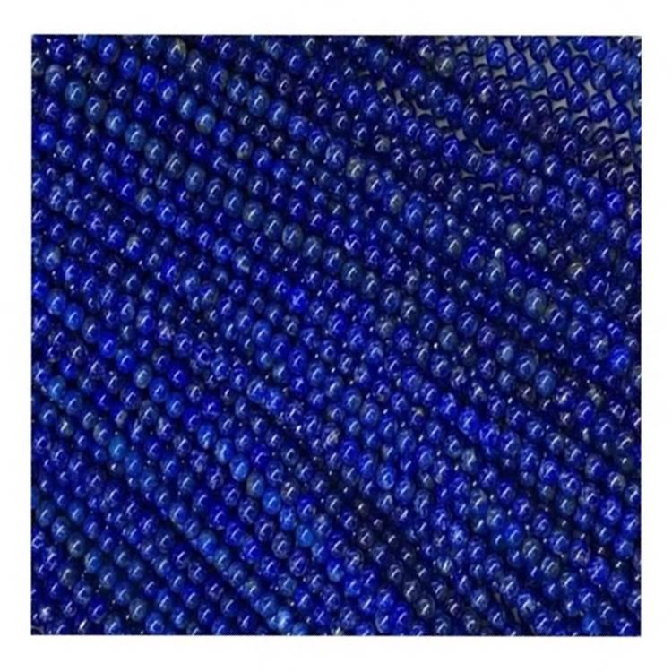 Natural lapis lazuli round beads wholesale Lapis Lazuli Beads Round Loose Beads
