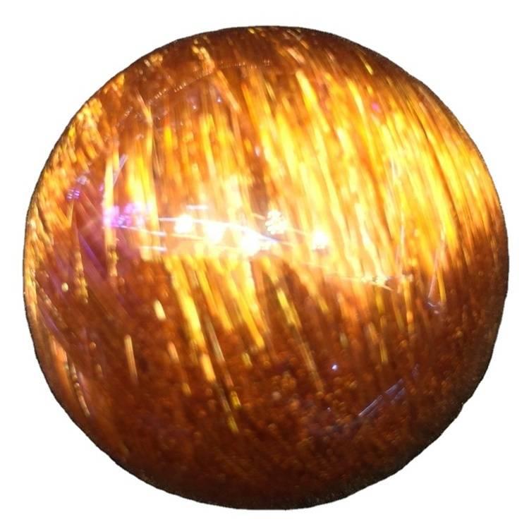 Copper Rutile Pendant Jewelry Oval Shape Cabochons Gemstone