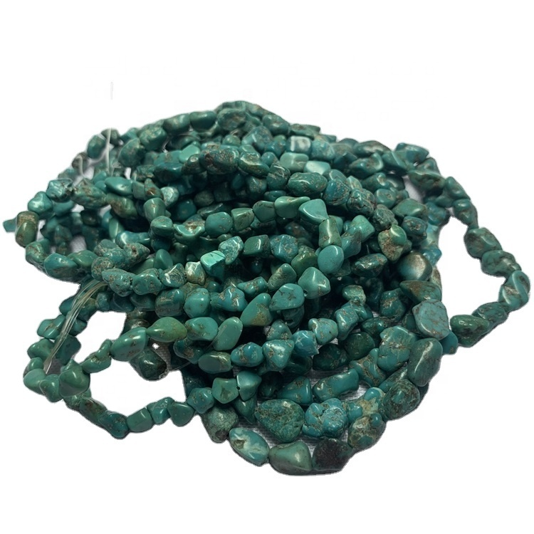 Natural Turquoise Beads Genuine Turquoise Smooth Rough Nugget Loose Gemstone Beads